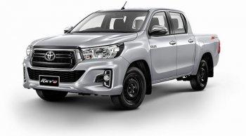 เอาใจสายซิ่ง Toyota ส่ง Revo Z Edition สำหรับกระบะแต่งซิ่ง