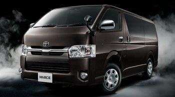 รายงานปัญหาต่างๆของ Toyota Hiace รุ่นยอดนิยม ของรถตู้บริการ!