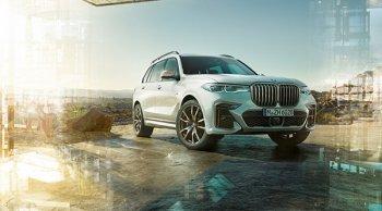 BMW X7 2019 พร้อมเปิดให้จับจองในงาน Bangkok International Motor Show 2019