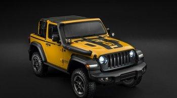 "Jeep ร่วมมือกับ Morpar เปิดตัวรถแบบ ""Wrangler Rubicon Model"" ในงาน Geneva Auto Show 2019 ที่ผ่านมา"
