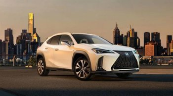 All-New Lexus UX 2019 ขึ้นแท่นเป็น Crossover ระดับพรีเมียมพร้อมราคาที่เอื้อมถึง