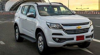 ราคาและตารางผ่อน Chevrolet Trailblazer 2019 รถ SUV สไตล์อเมริกัน ใส่ความเป็นสปอร์ตมาแบบเต็มๆ