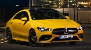 Mercedes-AMG CLA 35 4MATIC 2019 สปอร์ต โฉบเฉี่ยว ทุกมุมมอง!