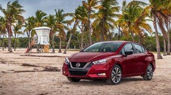 เผยโฉม All New Nissan Versa 2020 ก่อนเปิดตัวอย่างเป็นทางการที่ NYC Auto Show ในเดือนนี้