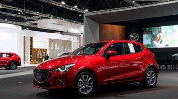 แรงทะลุ 70,000 คัน ! Mazda แถลงยอดขายรวมในไทยเติบโตเป็นอันดับ 1 ชู Mazda2 เป็นรถยนต์ขายดีสุด