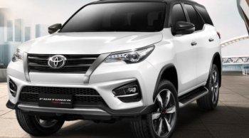 ขายรถ Toyota Fortuner มือสองราคาจาก 380,000 บาท พร้อมข้อมูลรีวิวอย่างละเอียด
