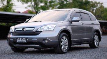 ขายรถ Honda CR-V มือสอง สภาพน่าขับพร้อมข้อมูลประกอบครบครัน