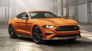 ม้าลำพองจากค่าย Ford เปิดตัวรถแรงใหม่ในแพคเกจ 2020 Mustang 2.3L High Performance