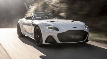 งามหยด Aston Martin อวดโฉมซุปเปอร์คาร์คันใหม่ DBS Superleggera Volante