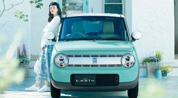 Suzuki Lapin 2019 ใหม่ มาพร้อมกับระบบความปลอดภัย Suzuki Safety Support