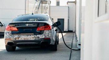 BMW เผยรถทดลองล่าสุด ที่ขับเคลื่อนด้วยพลังงานไฟฟ้า กำลัง 720 แรงม้า เพื่อพิชิต Tesla Model S