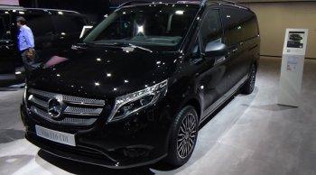 รีวิว Mercedes-Benz Vito 2019 เรียบหรูในรูปแบบรถตู้สำหรับครอบครัว