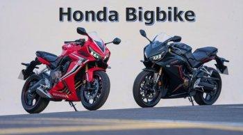 รีวิว 5 อันดับ Honda Bigbike ที่เหล่านักขับต่างยกนิ้วให้!