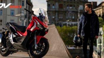 รีวิว Honda ADV 150 2019 มอเตอร์ไซค์ไซส์เล็ก ทรงสปอร์ต ขับขี่คล่องตัว