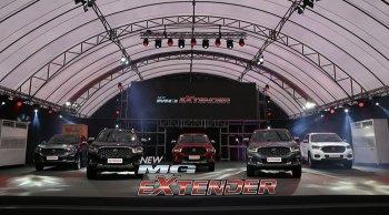 MG ลงสมรภูมิตลาดรถกระบะ กับการเปิดตัว NEW MG EXTENGER สุดยอดกระบะแห่งนวัตกรรม
