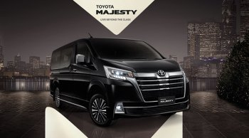 รีวิว All New Toyota Majesty  ที่สุดแห่งความหรูหราสมการรอคอย