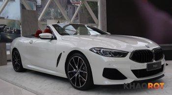 เปิดตัว BMW 8 Series Convertible 2019 รถเปิดประทุนแบบฉบับคูเป้กับราคาสมความเท่ที่ 13.49 ล้าน บาท !