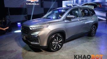 เชฟโรเลต ประเทศไทย ประกาศวันจำหน่าย All New Chevrolet Captiva 2019 ใหม่อย่างเป็นทางการ 4 ตุลาคมนี้