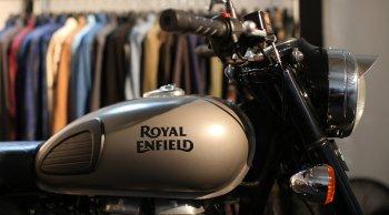 Royal Enfield ไม่ได้มีแค่มอเตอร์ไซค์ ดันกลุ่มผลิตภัณฑ์เสริมไลฟ์สไตล์และอุปกรณ์เสริม