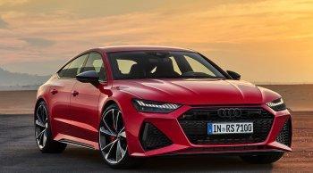 All-new Audi RS 7 Sportback 2020 ซูเปอร์สปอร์ตซีดานสายแข็ง แรงระดับ 600 แรงม้า