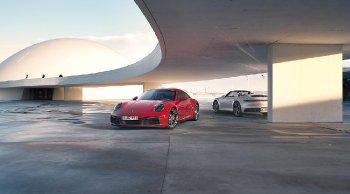 New Porsche 911 ปี 2020 เพิ่มรุ่นย่อย Carrera  4  ทั้งตัวถังคูเป้และเปิดประทุน