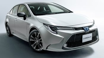 All-new Toyota Corolla Altis 2019 วางจำหน่ายญี่ปุ่นครบ 3 ตัวถัง ราคาเริ่ม 5.5 แสนบาท