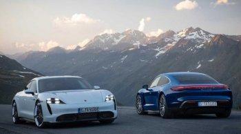 New Porsche Taycan 2020 ซุปเปอร์ซีดานพลังงานไฟฟ้า ที่ชาร์จไฟเร็วที่สุดในตลาดขณะนี้