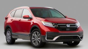 Honda CR-V 2020 ใหม่ปรับโฉมใน US เพิ่มรุ่น Hybrid และติดตั้ง Honda Sensing ทุกรุ่นย่อย
