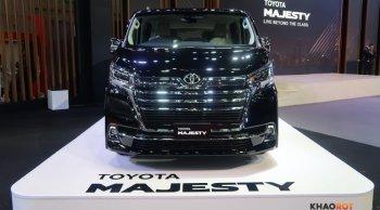 ราคาและตารางผ่อนรถ All New Toyota Majesty ล่าสุด พร้อมกับการรีวิวรถอย่างละเอียด