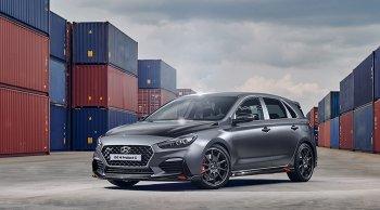 Hyundai โชว์ Hyundai i30 N รุ่นแต่งพิเศษ Project C