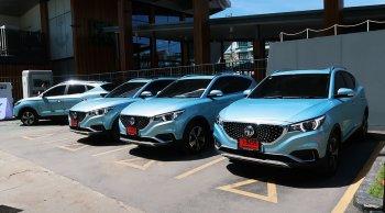 ทดสอบ MG ZS EV 2019 รถยนต์ไฟฟ้าที่จุดติดการเปลี่ยนผ่าน