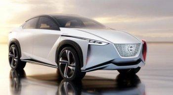มาแน่ ! Nissan EV Crossover ใหม่ พร้อมความแรง เร็ว วิ่งได้ไกลกว่าเดิม คาดเปิดตัวปีหน้า