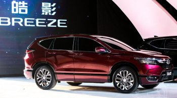 All-new Honda Breeze 2020 อีกเวอร์ชั่นของ Honda CR-V ที่เฉียบมาก