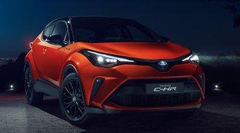 New Toyota C-HR 2020 ปรับดีไซน์ อัปเดตฟีเจอร์ในยุโรปและสหรัฐฯ