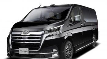 ใหญ่ โต มีระดับ! Toyota Majesty 2019 รถตู้หรูระดับไฮคลาส เตรียมอวดโฉมแล้วในญี่ปุ่น