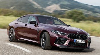 New BMW M8 Gran Coupe 2020 แรงมาขนาดนี้ Porsche Panamera Turbo ไหวเหรอ ?