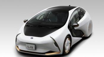 มากับความล้ำ! Toyota Concept-i เตรียมโชว์เทคโนโลยีในงาน Tokyo Motor Show 2019