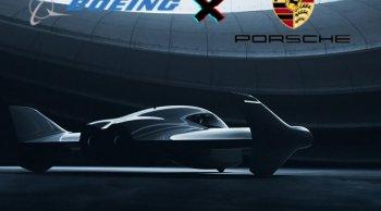 สุดล้ำ! Boeing จับมือ Porsche ร่วมพัฒนารถยนต์ไฟฟ้าบินได้