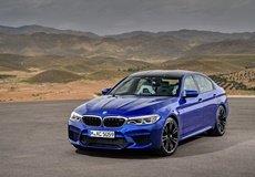 BMW M5 2019 ซูเปอร์ซีดาน สปอร์ตสุดแรง เปิดจองในไทย ราคาเริ่ม 13,339,000 บาท