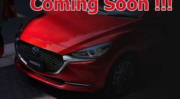 New Mazda 2 2020 ไมเนอร์เชนจ์ ยืน 1 งานพรีเมียม คาดเปิดตัวในไทยเร็ว ๆ นี้