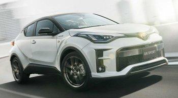 Toyota CH-R GR Sport 2020 เพิ่มความสปอร์ตจัดจ้านในญี่ปุ่น ราคาเริ่ม 7.61 แสนบาท