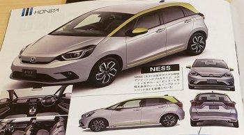 All-new Honda Jazz 2020 ดีไซน์ใหม่สุภาพเรียบร้อย สบายตา มี 4 ระดับการตกแต่ง