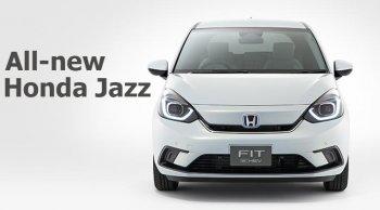All-new Honda Jazz 2020 เป็นซิตี้คาร์ใส ๆ เรียบแต่ไม่ง่ายและน่าใช้มาก
