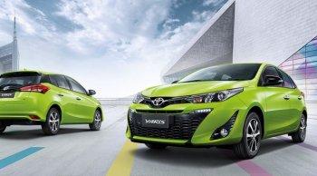 ราคาและตารางผ่อน ดาวน์ Toyota Yaris