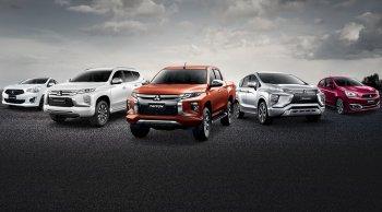 ราคาและตารางผ่อน ดาวน์ Mitsubishi Triton รถกระบะสายพันธุ์สปอร์ต ที่มาพร้อมความแข็งแกร่ง