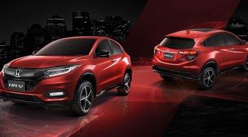ราคาและตารางผ่อน ดาวน์ Honda HR-V