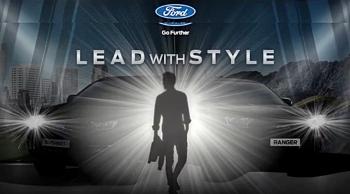 """เตรียมเปิดตัว Ford Ranger 2020 และ Ford Everest 2020 ภายใต้คอนเซ็ปต์ """"LEAD with STYLE"""""""