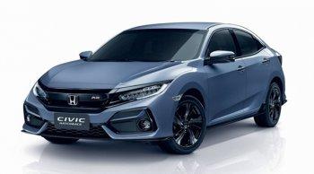 Honda Civic Hatchback 2020 ไมเนอร์เชนจ์ เปิดตัวราคา 1.229 ล้านบาท