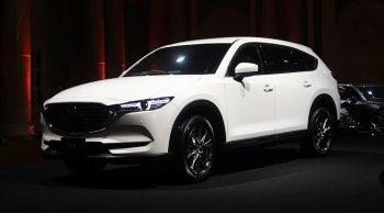 All-new Mazda CX-8 2020 รถ SUV 6-7 ที่นั่ง เปิดตัวในไทย ราคาเริ่ม 1.59 ล้านบาท