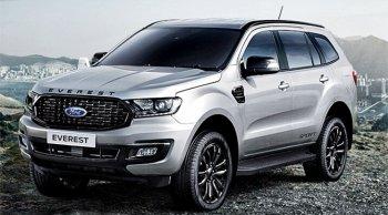 รีวิว Ford Everest 2020 Titanium Sport มาพร้อมชุดแต่งกับราคาสุดว้าว